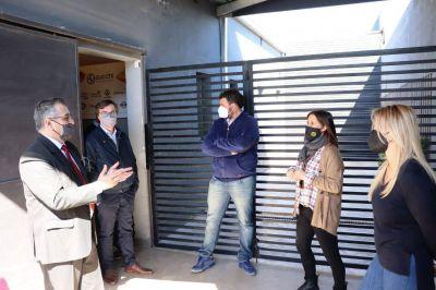 Marisa Fassi encabezó un encuentro con empresarios, comerciantes y emprendedores