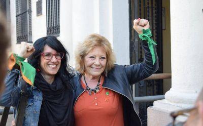 Olivero y Vilches visitan localidades de Traslasierra en el marco de la campaña