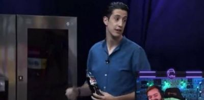 Ibai retransmite el peor anuncio de la historia de Pepsi durante el debut de Messi con el PSG