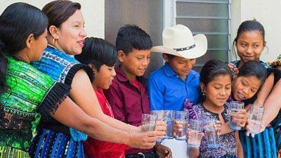 Programa Lazos de Agua, el proyecto social que le brinda agua potable a comunidades de Quiché