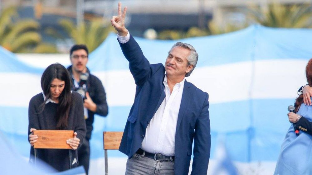 Alberto Fernández encabezará un acto en Tecnópolis junto a los gobernadores y los principales candidatos del Frente de Todos