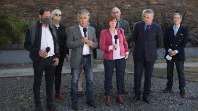 """Juntos por el Cambio rechazó cualquier acuerdo político con el Gobierno y advirtió: """"Hay dos modelos de país"""""""