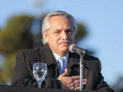 Elecciones 2021: Alberto Fernández arranca el tramo final de la campaña en plan federal