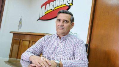 """Marcelo Coll: """"Tenemos que consumir lo que hace nuestra gente, es lo mejor"""""""