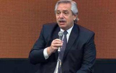 Elecciones 2021: Alberto Fernández encabeza acto en Tecnópolis con candidatos del Frente de Todos
