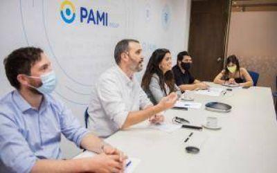 Comenzaron los encuentros participativos entre PAMI y Centro de Jubilados de Avellaneda, Berazategui y Chivilcoy