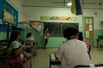 A partir de mañana vuelve la presencialidad cuidada plena a las escuelas de Varela, Quilmes y Berazategui