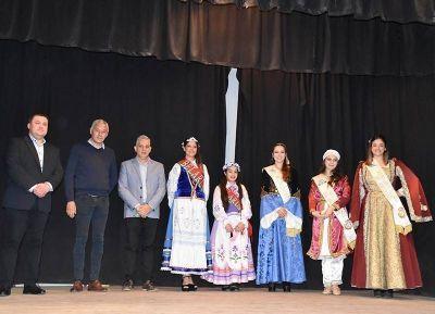 Designaron a las Representantes Culturales de Belarus