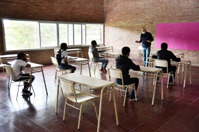 Presencialidad en Córdoba: UEPC destacó la importancia de cumplir con los protocolos