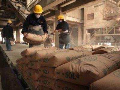"""AOMA determinó el """"Estado de Alerta"""" en todas las plantas cementeras del país"""