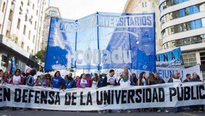 Nueva convocatoria a los gremios universitarios para intentar cerrar la paritaria 2021