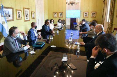 Santiago Cafiero encabeza este miércoles una nueva reunión del Gabinete Económico
