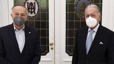 Recalculando: Funes de Rioja moldea un discurso de consenso