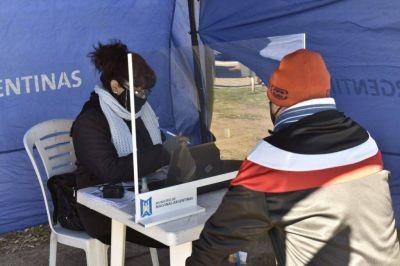 Operativo municipal regresa a Pablo Nogués