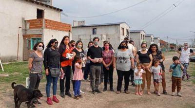 """Del Caño en La Matanza – """"La única deuda que le importa a Kicillof es con los bonistas"""""""