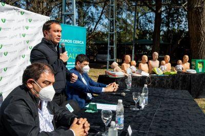 Florecio Varela será un distrito cardioprotegido