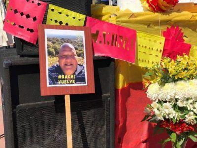 Distintos homenajes al Padre Bachi tras un año de su fallecimiento