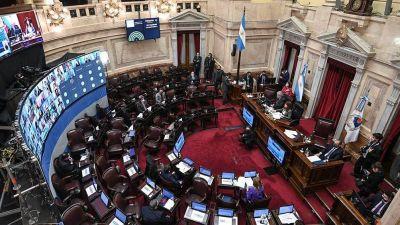 Acuerdo en el Senado para emitir una declaración de rechazo a Chile por la plataforma marítima