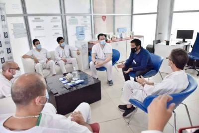 Malvinas Argentinas es el único distrito con un equipo de cirugía bariátrica dentro de un sistema público en toda Sudamérica