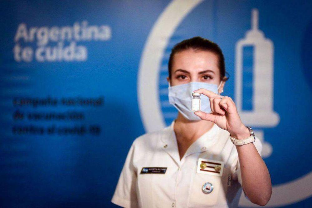 Envían a Córdoba 25 mil dosis del componente 2 de la Sputnik