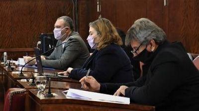 Se aprobó en comisión la emergencia en seguridad propuesta por el Frente de Todos