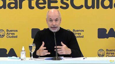 Paso 2021: cómo es el plan que presentó Larreta de Elecciones Seguras para que voten los porteños