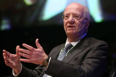 """Paolo Rocca: """"La pobreza y el desempleo se resuelven con inversión y empleo privado, no con más trabajo público o planes"""""""