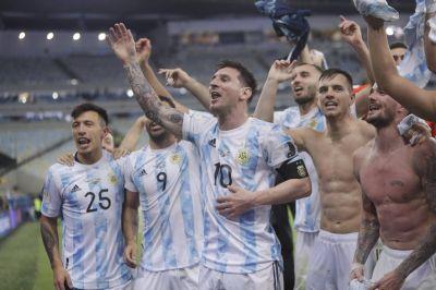 El público vuelve a los estadios: el protocolo para la prueba piloto en el partido entre Argentina y Bolivia