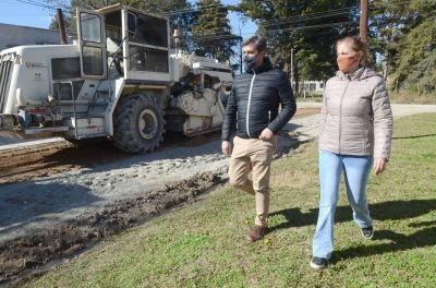 Leonardo Boto «Con el apoyo de los vecinos vamos a seguir transformando Luján»