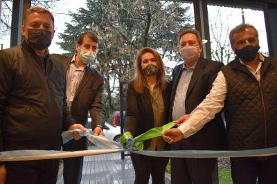 El Sindicato de Pasteleros inauguró una nueva sede en Monte Grande