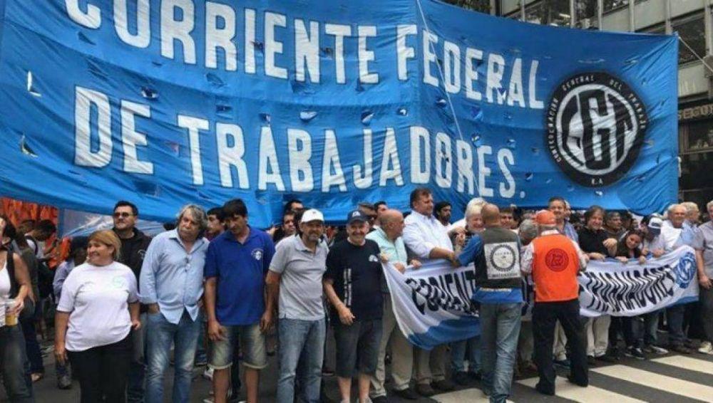 La Corriente Federal respaldó a los candidatos del Frente de Todos y pidió