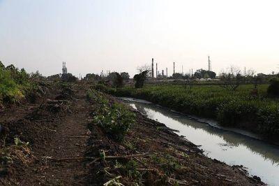 ACUMAR comenzó tareas de mantenimiento y perfilado de arroyos en Avellaneda