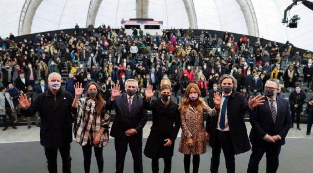 Así se preparan los frentes para el gran cierre de campaña en la provincia de Buenos Aires