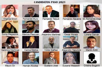 A una semana de las PASO, cómo llegan los candidatos locales a la recta final