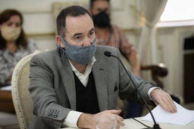 """""""En boca de Montenegro hablar de producción es hipocresía"""", aseguró el senador Fiorini"""