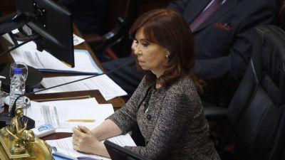 Una encuesta dice que Cristina perdería el quórum en el Senado