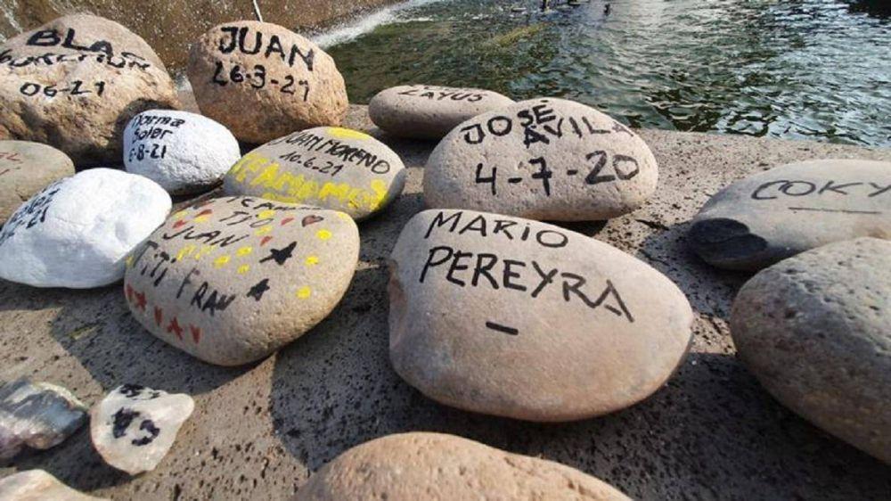 Se realizó una nueva Marcha de las Piedras en Córdoba y el país