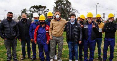 Anuncian la construcción de una nueva bicisenda en Lomas
