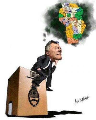 Macri jugó a fondo por Santos, pero medita golpe final