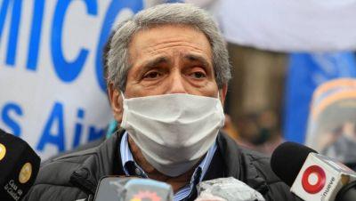 Acuña volvió a hablar del malestar por la falta de sindicalistas en la lista del oficialismo