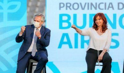 Alberto Fernández y Cristina Kirchner cerrarán la campaña del Frente de Todos en Tecnópolis