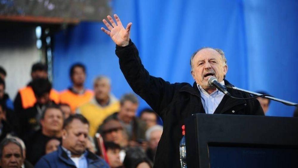 Yasky acusó a la oposición de hacer «antipolítica» para no hablar del «desastre que provocó»