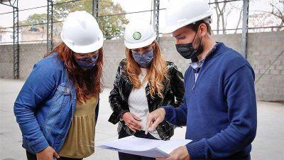 El gobierno municipal trabaja en proyectos de urbanización para los barrios de Avellaneda