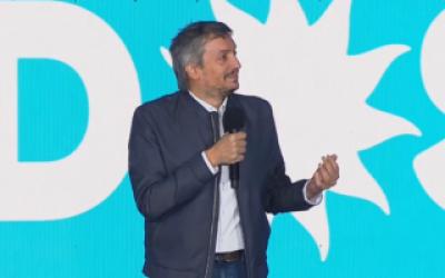PASO 2021: El Frente de Todos Quilmes cerró la campaña, con Tolosa Paz, Máximo Kirchner y Mayra Mendoza