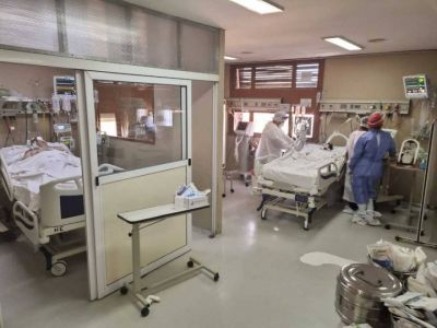En Mar del Plata quedan 10 pacientes en terapia intensiva