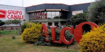 Incertidumbre laboral por la compra de Alco-Canale