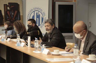 Centrales sindicales ratifican compromiso con acuerdo global de desarrollo sostenible