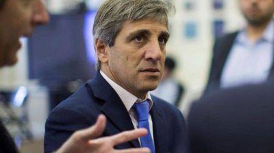 Se refinanció un bono emitido por Caputo que le hizo perder $140.000 millones al Banco Nación