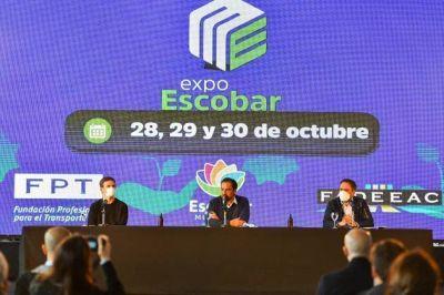 Sujarchuk presentó la Expo Escobar: del 28 al 30 de octubre en Loma Verde
