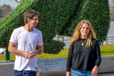 """Eva Andreotti: """"El vecino sabe que después de la elección nos van a ver trabajando como siempre"""""""